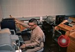 Image of Russian teletype machine Washington DC USA, 1963, second 44 stock footage video 65675034232
