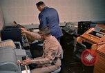 Image of Russian teletype machine Washington DC USA, 1963, second 46 stock footage video 65675034232