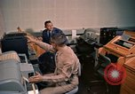 Image of Russian teletype machine Washington DC USA, 1963, second 49 stock footage video 65675034232
