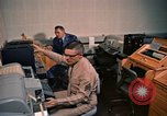 Image of Russian teletype machine Washington DC USA, 1963, second 50 stock footage video 65675034232