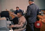 Image of Russian teletype machine Washington DC USA, 1963, second 52 stock footage video 65675034232
