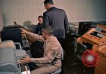 Image of Russian teletype machine Washington DC USA, 1963, second 53 stock footage video 65675034232