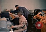 Image of Russian teletype machine Washington DC USA, 1963, second 58 stock footage video 65675034232