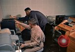 Image of Russian teletype machine Washington DC USA, 1963, second 59 stock footage video 65675034232