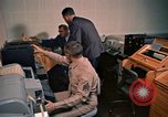 Image of Russian teletype machine Washington DC USA, 1963, second 60 stock footage video 65675034232