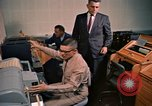 Image of Russian teletype machine Washington DC USA, 1963, second 62 stock footage video 65675034232