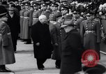 Image of Nikita Khrushchev and Yuri Gagarin Russia, 1961, second 57 stock footage video 65675034247