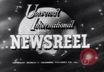 Image of hurricane Europe, 1953, second 8 stock footage video 65675034635
