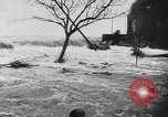 Image of hurricane Europe, 1953, second 41 stock footage video 65675034635