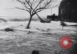 Image of hurricane Europe, 1953, second 42 stock footage video 65675034635