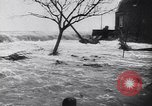Image of hurricane Europe, 1953, second 43 stock footage video 65675034635