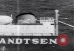 Image of The SS Flying Enterprise Atlantic Ocean, 1952, second 31 stock footage video 65675034652