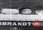 Image of The SS Flying Enterprise Atlantic Ocean, 1952, second 32 stock footage video 65675034652