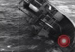 Image of The SS Flying Enterprise Atlantic Ocean, 1952, second 39 stock footage video 65675034652
