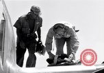 Image of P-5Bs of 28th Photo Reconnaissance Squadron Okinawa Ryukyu Islands, 1945, second 20 stock footage video 65675034702