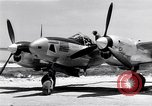 Image of P-5Bs of 28th Photo Reconnaissance Squadron Okinawa Ryukyu Islands, 1945, second 27 stock footage video 65675034702