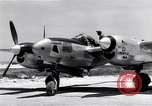 Image of P-5Bs of 28th Photo Reconnaissance Squadron Okinawa Ryukyu Islands, 1945, second 31 stock footage video 65675034702