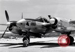 Image of P-5Bs of 28th Photo Reconnaissance Squadron Okinawa Ryukyu Islands, 1945, second 32 stock footage video 65675034702