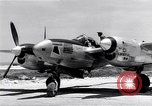 Image of P-5Bs of 28th Photo Reconnaissance Squadron Okinawa Ryukyu Islands, 1945, second 36 stock footage video 65675034702
