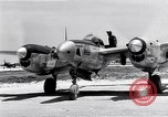 Image of P-5Bs of 28th Photo Reconnaissance Squadron Okinawa Ryukyu Islands, 1945, second 40 stock footage video 65675034702