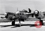 Image of P-5Bs of 28th Photo Reconnaissance Squadron Okinawa Ryukyu Islands, 1945, second 41 stock footage video 65675034702