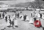 Image of American civil war period dancing Oakland California USA, 1919, second 2 stock footage video 65675035194