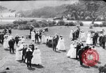 Image of American civil war period dancing Oakland California USA, 1919, second 3 stock footage video 65675035194