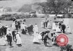 Image of American civil war period dancing Oakland California USA, 1919, second 5 stock footage video 65675035194