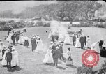Image of American civil war period dancing Oakland California USA, 1919, second 7 stock footage video 65675035194