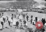 Image of American civil war period dancing Oakland California USA, 1919, second 10 stock footage video 65675035194