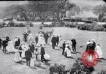Image of American civil war period dancing Oakland California USA, 1919, second 13 stock footage video 65675035194