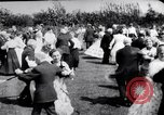 Image of American civil war period dancing Oakland California USA, 1919, second 14 stock footage video 65675035194