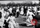 Image of American civil war period dancing Oakland California USA, 1919, second 15 stock footage video 65675035194