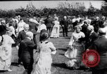 Image of American civil war period dancing Oakland California USA, 1919, second 16 stock footage video 65675035194