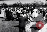 Image of American civil war period dancing Oakland California USA, 1919, second 24 stock footage video 65675035194