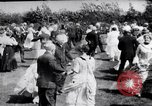 Image of American civil war period dancing Oakland California USA, 1919, second 27 stock footage video 65675035194