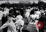 Image of American civil war period dancing Oakland California USA, 1919, second 32 stock footage video 65675035194
