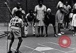 Image of 1960s African American children Long Island New York USA, 1960, second 7 stock footage video 65675035581