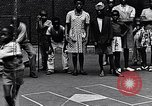 Image of 1960s African American children Long Island New York USA, 1960, second 8 stock footage video 65675035581