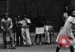Image of 1960s African American children Long Island New York USA, 1960, second 11 stock footage video 65675035581