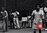 Image of 1960s African American children Long Island New York USA, 1960, second 12 stock footage video 65675035581
