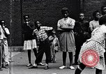 Image of 1960s African American children Long Island New York USA, 1960, second 13 stock footage video 65675035581