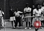 Image of 1960s African American children Long Island New York USA, 1960, second 14 stock footage video 65675035581