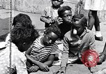 Image of 1960s African American children Long Island New York USA, 1960, second 16 stock footage video 65675035581