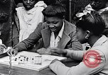 Image of 1960s African American children Long Island New York USA, 1960, second 39 stock footage video 65675035581
