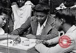 Image of 1960s African American children Long Island New York USA, 1960, second 40 stock footage video 65675035581