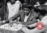 Image of 1960s African American children Long Island New York USA, 1960, second 42 stock footage video 65675035581