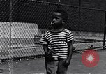 Image of 1960s African American children Long Island New York USA, 1960, second 57 stock footage video 65675035581