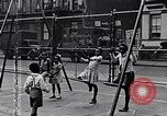 Image of 1960s African American children Long Island New York USA, 1960, second 60 stock footage video 65675035581
