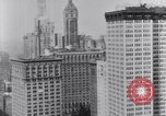 Image of Wall Street financial center 1920s New York City USA, 1925, second 4 stock footage video 65675036356